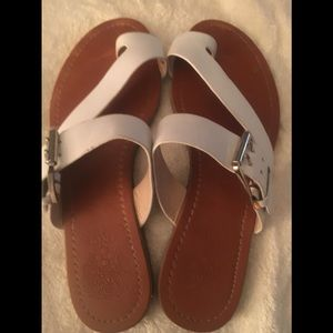 Vince Camuto Leather Tranell Sandals